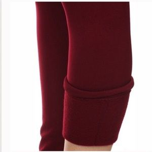 Tummy Control Fleece Lined Leggings